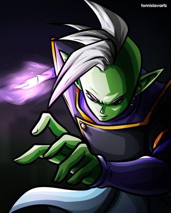 Zamasu (Dragonball Super Fanart) by TomislavArtz on DeviantArt