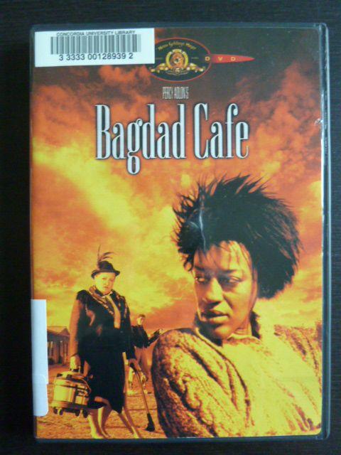 Bagdad Cafe by Marianne Sägebrecht; C C H Pounder; Jack Palance; Percy Adlon; Eleonore Adlon; Bob Telson. [DVD]