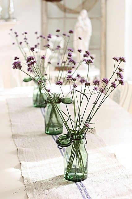Simple Centerpiece: