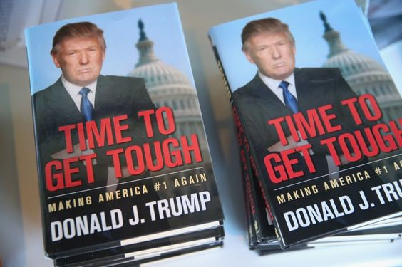 I just binge-read eight books by Donald Trump. Here's what I learned. - The Washington Post