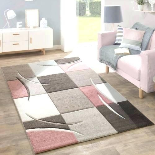 Modern Pink Grey Rug Photographs Elegant Pink Grey Rug For Grey