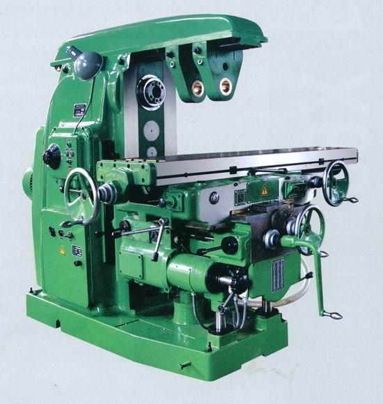 knee milling machine