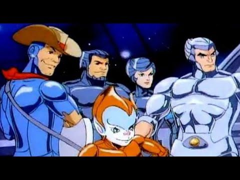Halcones Galacticos Opening Youtube Programas De Dibujos Animados Galactico Dibujos Animados