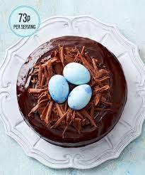 Resultado de imagem para chocolate easter cake
