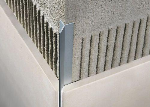 Aluminum edge trim outside corner tile filojolly rjf - Paraspigoli per piastrelle ...