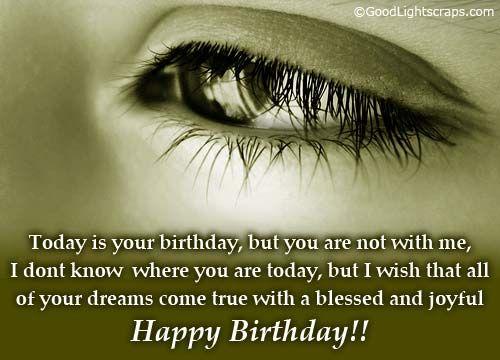 sad happy birthday quotes