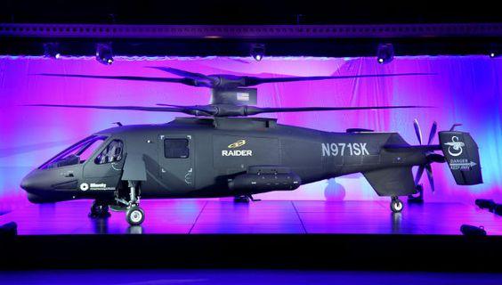 Sikorsky Raider