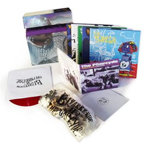 Special Deluxe Box in honor of 20th Anniversary of The Pharcyde's Bizarre Ride II
