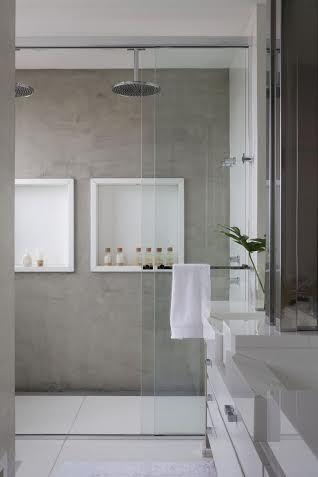 #banheiro #tonscinza