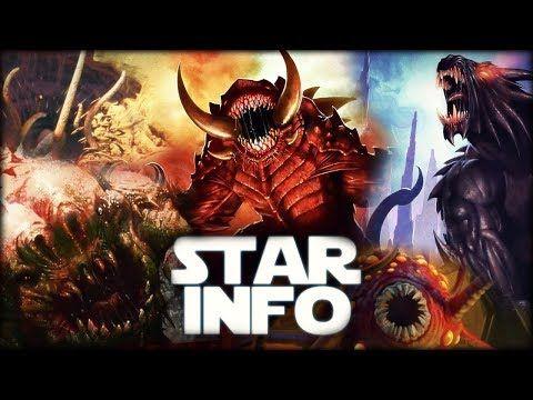 Star Info 18 Les Creatures Les Plus Dangereuses Canon Ul Youtube