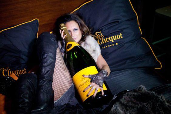 Une semaine de champagne à Mtl