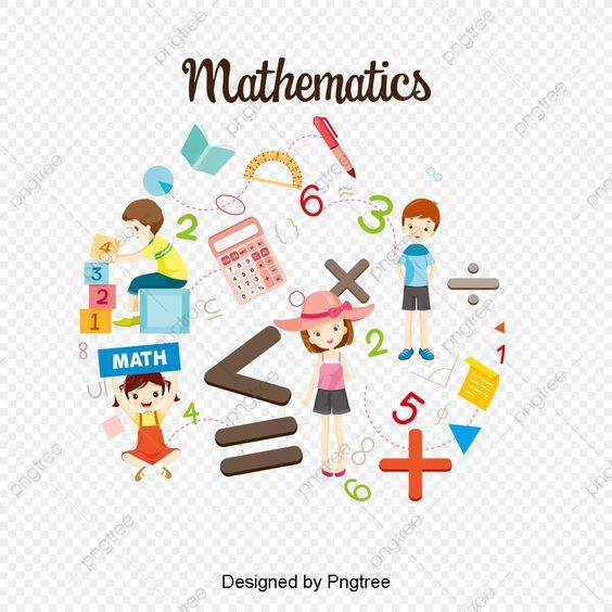 ناقلات الاطفال المهتمين بالرياضيات قصاصات فنية شخصية ناقلات كارتون اطفال Png وملف Psd للتحميل مجانا Kids Clipart Vector Character Clip Art