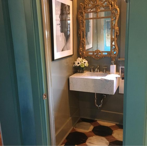 Kevin Walsh via Cloth & Kind The Southern Style Now Showhouse opened this past weekend, and it has been a lot of fun following alo...