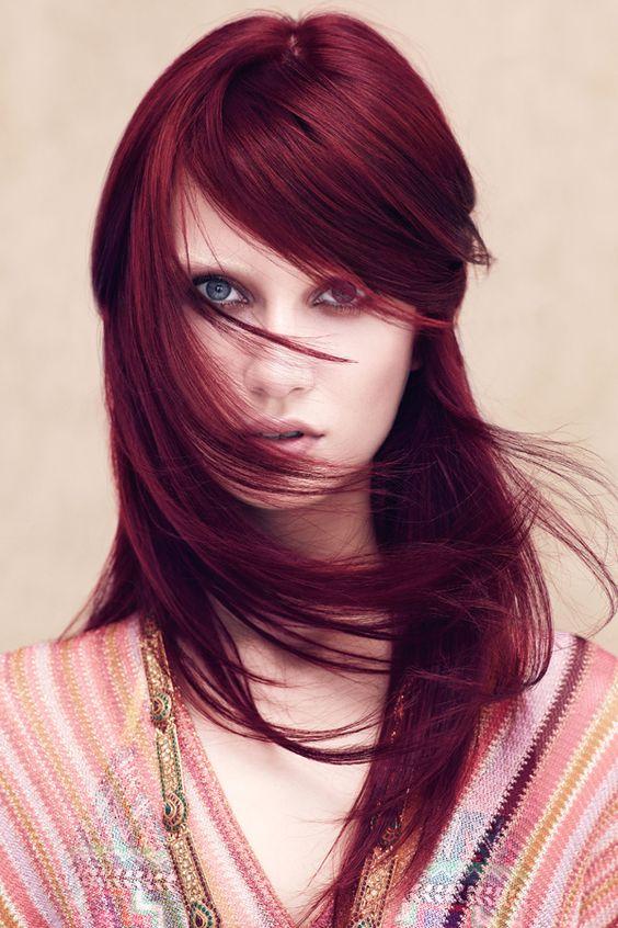 Haarfarben 2014 und Highlights