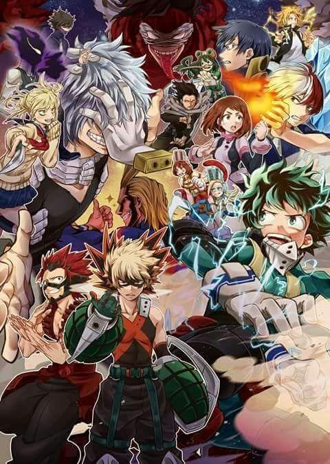 Imágenes De Bnha My Hero Hero Wallpaper Boku No Hero Academia