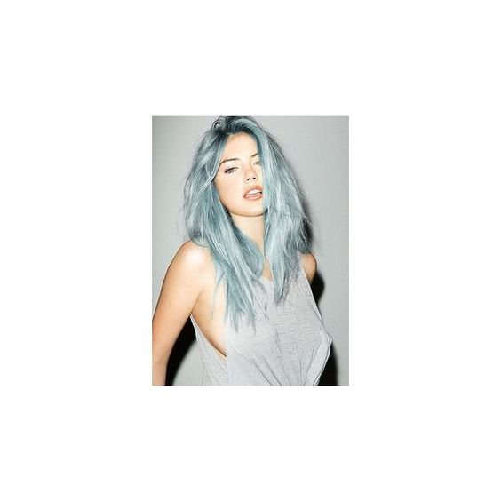 Pastel Hair Colors ❤ liked on Polyvore featuring beauty products, haircare and hair color