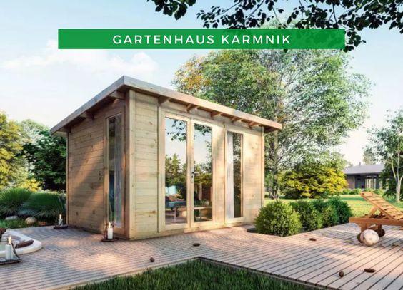 Gartentiger Gartenhaus Karmnik 28 In 2021 Gartenhaus Pultdach Gartenhaus Gartenhaus Farbe