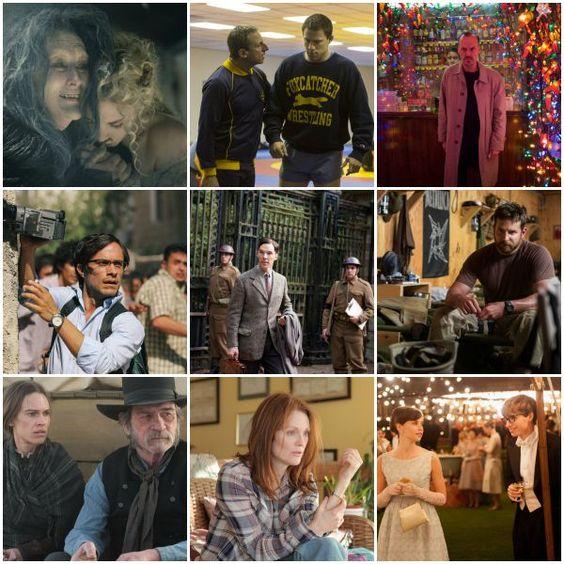10 filmes para veres antes dos Óscares