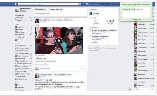 Faire le ménage sur Facebook, BuzzKill Plus