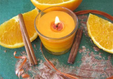 Recette : Bougie de Noël Cannelle Orange - Aroma-Zone