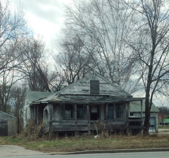 Old Or Abandoned Houses