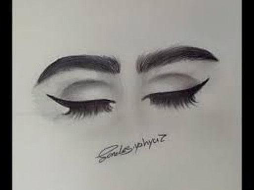 Afbeeldingsresultaat Voor Drawing Closed Eyes Drawingpeople Drawing People Together How To Draw Anime Eyes Anime Eyes Eye Drawing