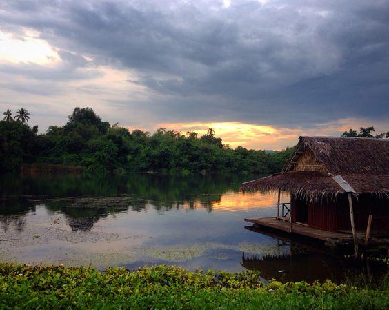 #Kanchanaburi #Thailand