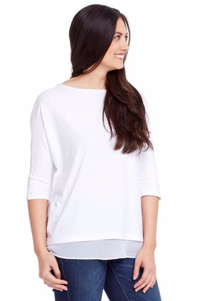 Sun Protection Meets Style with YOUR DIVINE DOLMAN TOP • UPF 50+