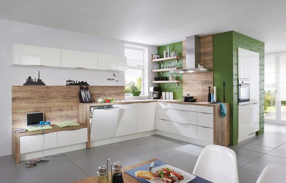 Popular kitchen island from Nobilia Kitchen Dining Living Pinterest H ffner Nobilia k chen und K chenfronten