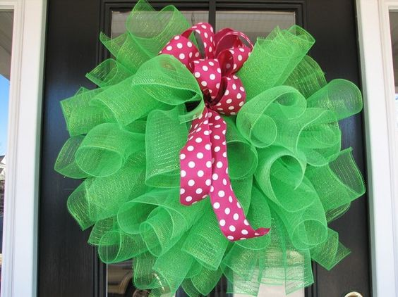 Cute Christmas Wreath.