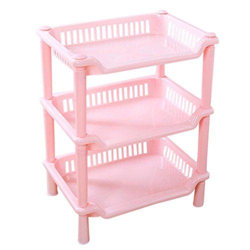 G Real Corner Shower Caddy 3 Tier Storage Shelves Plastic Basket Square Corner Shower Caddy Corner Shower Storage Shelves