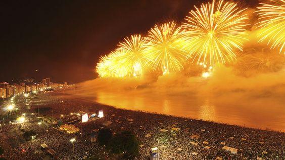 Knallige Aussichten: Weltweite Feuerwerks-Tipps zum Jahreswechsel