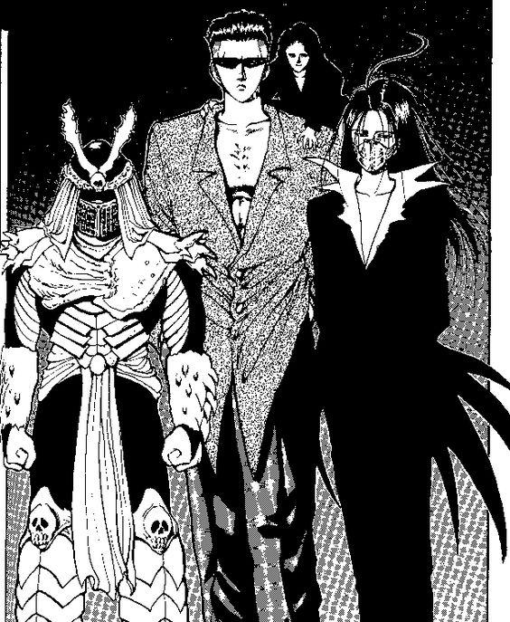 Orochimaru e Toguro ani ( Curiosidades de mangás - Volume 3 ) Fa87a907591fa082f78000edd54670ac