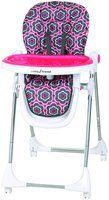 Baby Trend   Aspen LX High Chair - Coral Floral - White