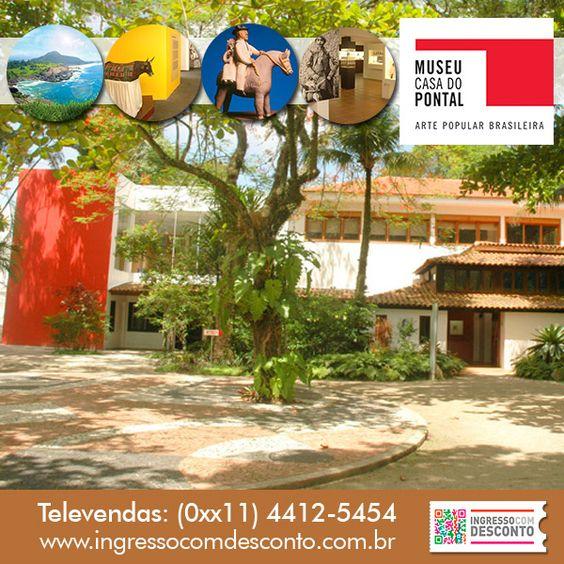 Veja o Brasil pela ótica de mais de 200 artistas populares.  Compre o seu ingresso agora: www.ingressocomdesconto.com.br Televendas:(0xx11) 4412-5454