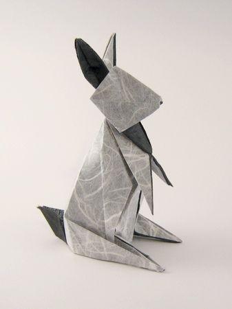 Origami, Rabbit and Bunnies
