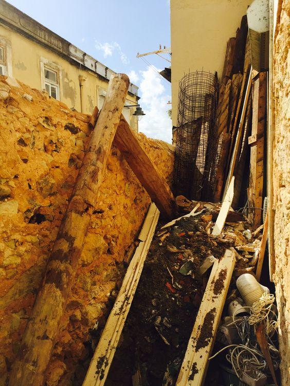 Logradouro. Apartamento João Castilho, Lisbia.