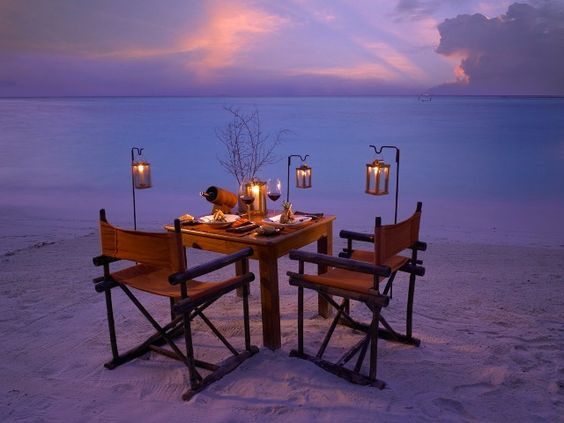 nice place to have dinner