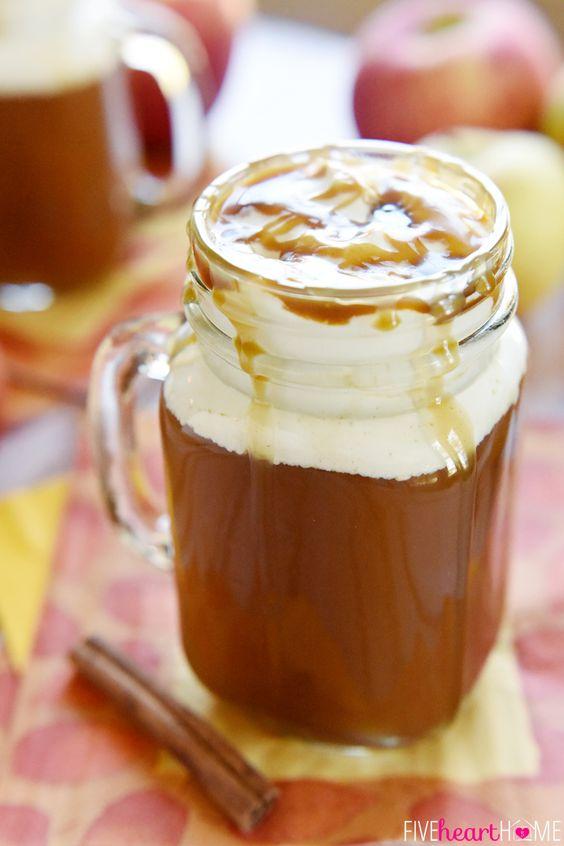 apples spices vanilla ice cream apple pies vanilla warm pies ice mugs ...