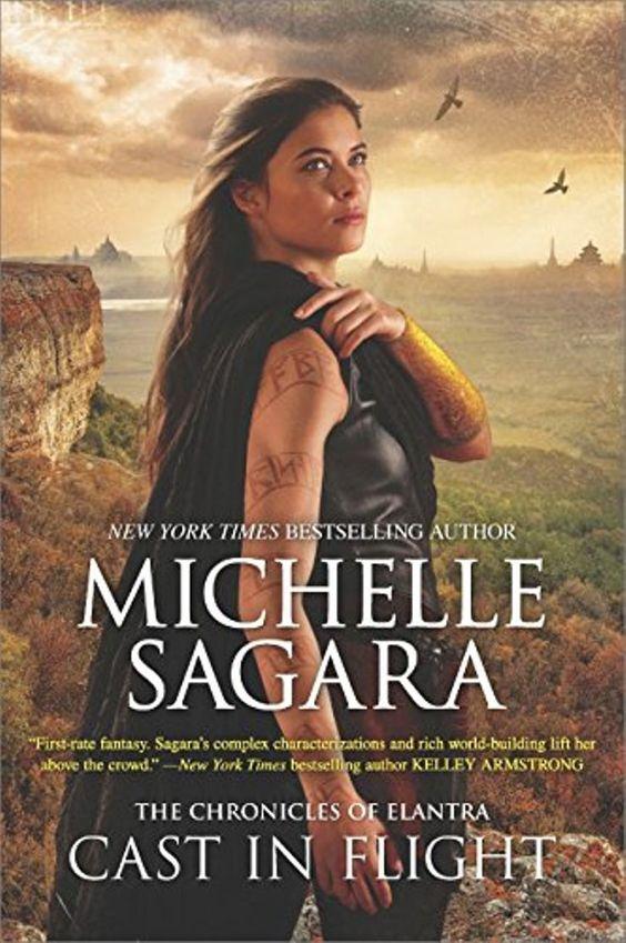 Michelle Sagara Cast In Flight Awordfromjojo Fantasy Youngadult Michellesagara