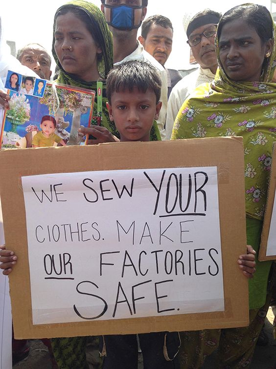 By 2013, about 4 million people – mostly women – worked in Bangladesh's $19 billion-a-year export-oriented ready-made garment (RMG) industry.