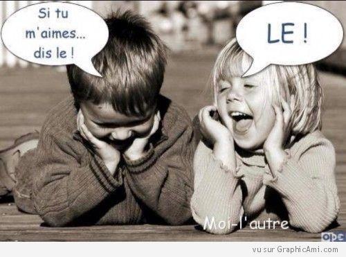 Humour d'Enfants: