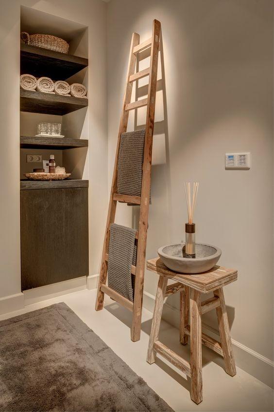 Ontspannen i kabaz k a b a z b a d k a m e r pinterest grijs hoekjes en natuur - Deco badkamer natuur ...