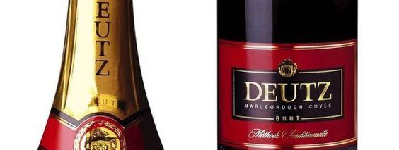 Deutz Marlborough Cuvée #Champagne