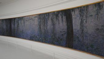 Conheça Ninfeias: Manhãs com Salgueiros Chorões, de Monet