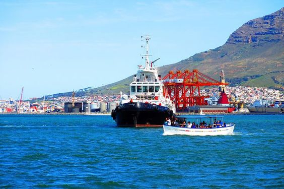 V & A Waterfront Cape Town.