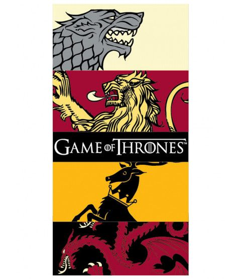 Of Thrones Beach Towel