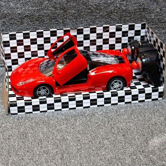 Xe ô tô điều khiển 3699-Ar11 ~ trethomart.com