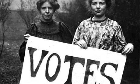 November | 2012 | Fight for the Right: the Birmingham Suffragettes