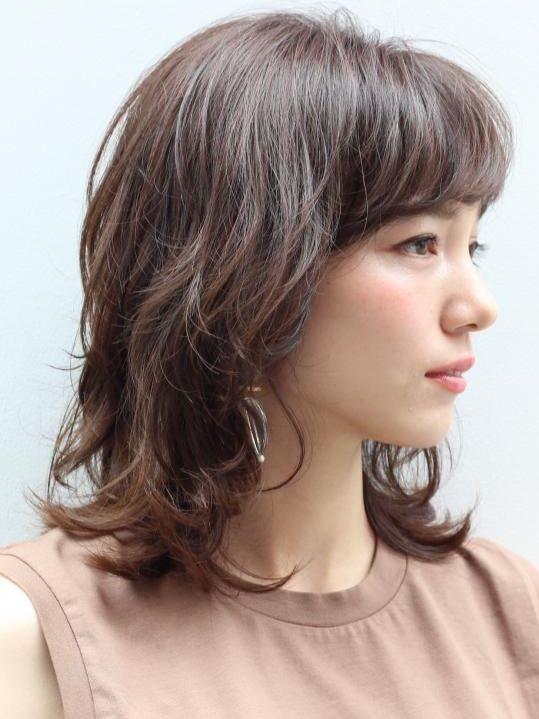 女性 Olのための情報サイト Ozmall レイヤーカットヘア 髪型